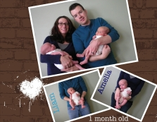 1 month old