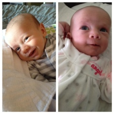 Liam & Amelia (gas) Smiles